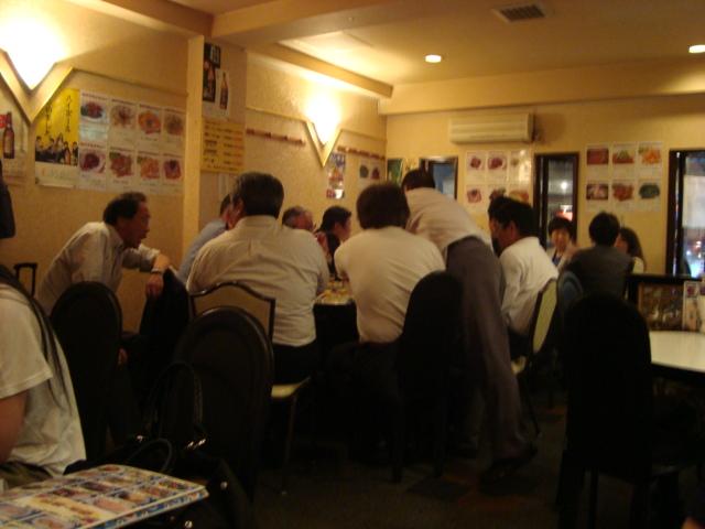 中野「台湾料理 味王」へ行く。_f0232060_1713195.jpg