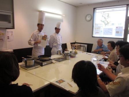 8/21㈫のお料理教室_e0190287_12384976.jpg