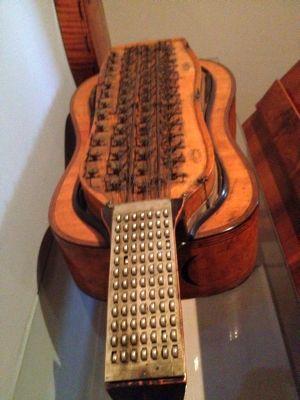 チェコ国立楽器博物館_a0163788_22112027.jpg