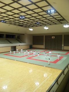 練習は福岡武道館(☆_☆)_b0172494_19455863.jpg