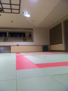 練習は福岡武道館(☆_☆)_b0172494_19455890.jpg