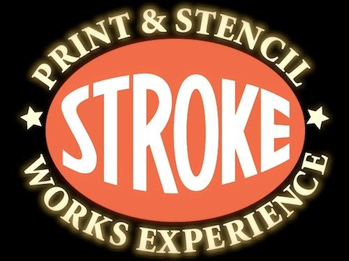 STROKE PRINT&STENCIL WORKS EXPERIENCE!!!_d0101000_13562124.jpg