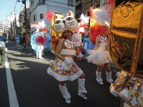恒例!!夏の浅草サンバカーニバル!!!_e0116211_12291994.jpg