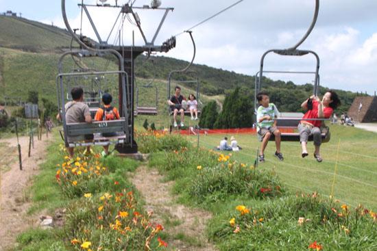 琵琶湖バレーで避暑_e0048413_19581771.jpg