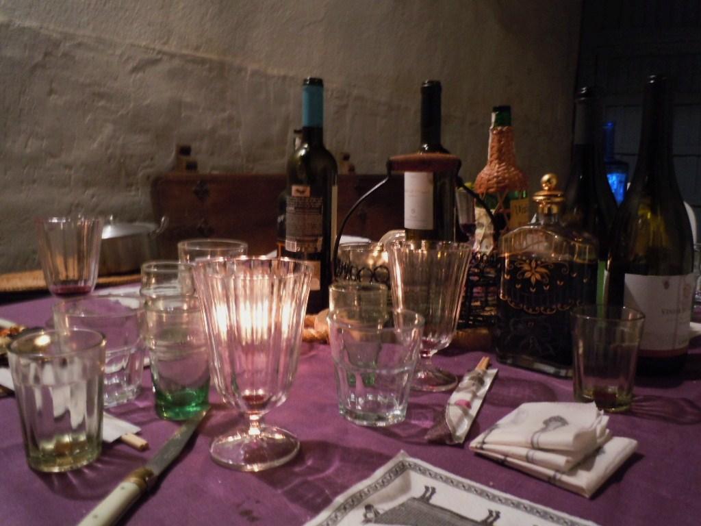 Una cena  我が家で夕食_c0213220_18355766.jpg