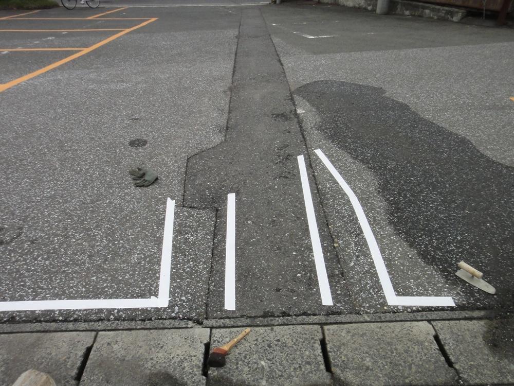 舗装修復作業_c0111229_182839.jpg