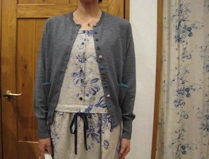 キャベジズ&ローゼスから定番のワンピースとスカートです。_c0227633_13574751.jpg