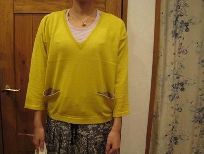 キャベジズ&ローゼスから定番のワンピースとスカートです。_c0227633_13592968.jpg