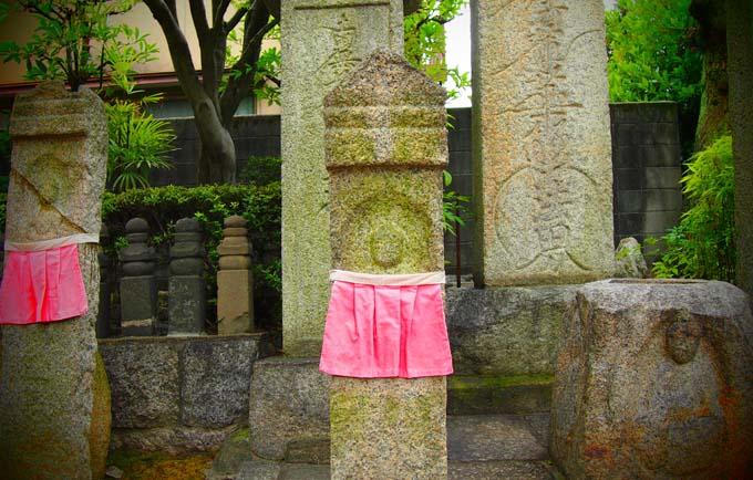 壬生寺の石仏-Ⅲ                   京都市・中京区_d0149245_1064483.jpg