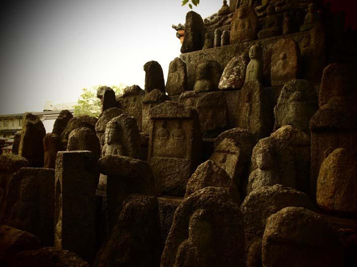 壬生寺の石仏-Ⅳ                   京都市・中京区_d0149245_23395138.jpg