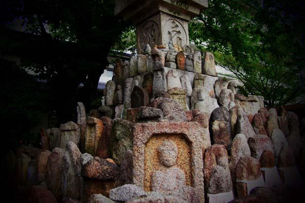 壬生寺の石仏-Ⅳ                   京都市・中京区_d0149245_233956100.jpg