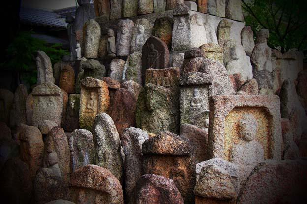 壬生寺の石仏-Ⅳ                   京都市・中京区_d0149245_23401360.jpg