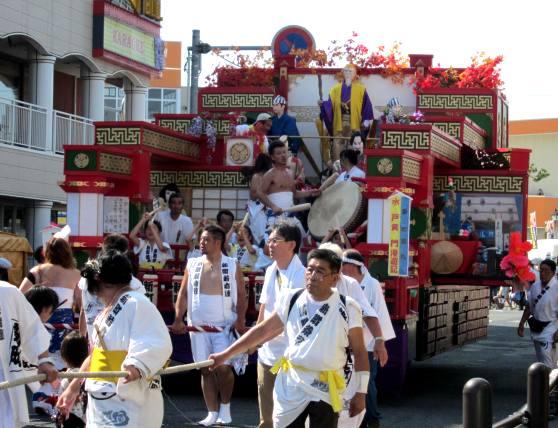 初・三沢祭り。_f0228652_21454655.jpg