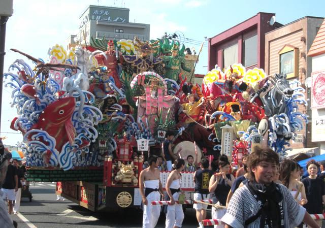 初・三沢祭り。_f0228652_21464313.jpg