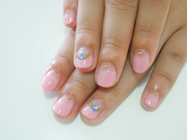 Pink Nail_a0239065_1318161.jpg