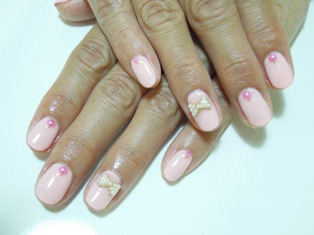 Pink Nail 2_a0239065_19291779.jpg