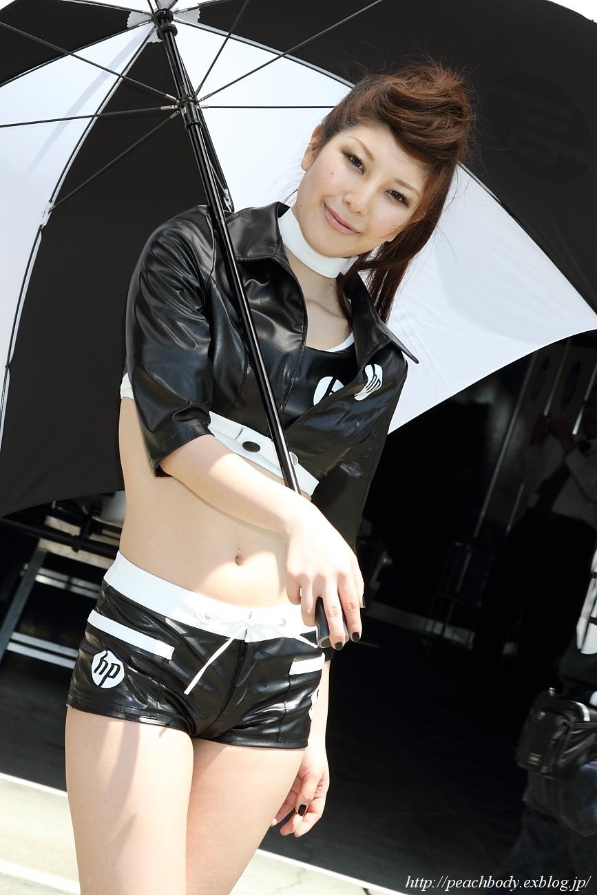若松朋加(若松朋佳)さん (HP RACE QUEEN) その2_c0215885_1172417.jpg