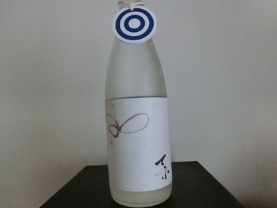 会津 国権酒造「てふ」 純米生_c0234685_13393427.jpg