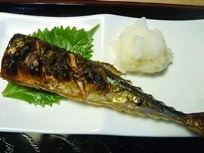 秋刀魚、美味しかった~=*^-^*=にこっ♪_b0175688_20533932.jpg