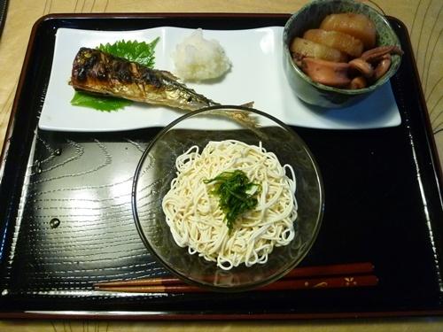 秋刀魚、美味しかった~=*^-^*=にこっ♪_b0175688_2054422.jpg