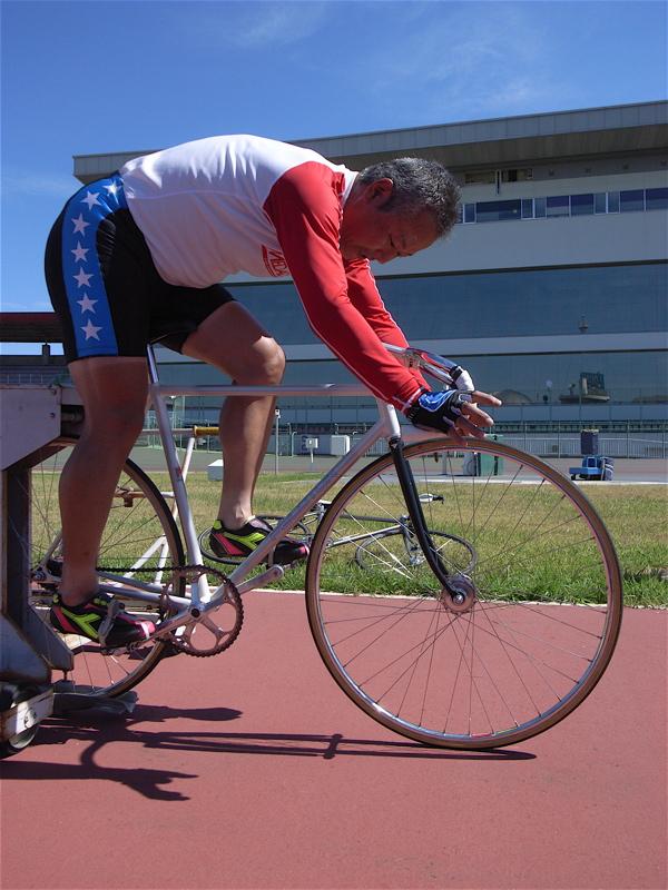自転車 : 写真と空と自転車と