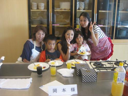 26日、横川哲也オーナーパティシエによるケーキ教室 2日目_a0242500_13205575.jpg