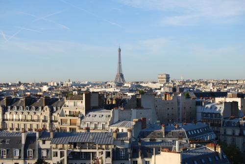 あこがれの 花の都の 夏休み  [PARIS その1]_f0101201_21525290.jpg