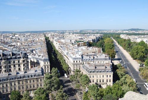 あこがれの 花の都の 夏休み  [PARIS その1]_f0101201_22165423.jpg