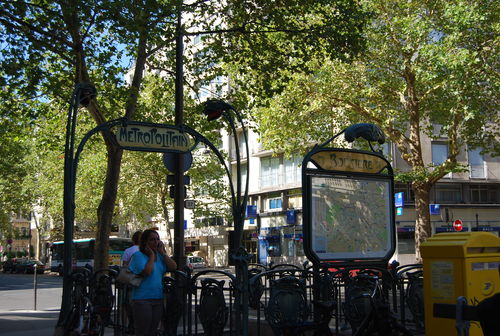 あこがれの 花の都の 夏休み  [PARIS その1]_f0101201_22244042.jpg