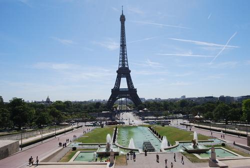 あこがれの 花の都の 夏休み  [PARIS その1]_f0101201_22281248.jpg