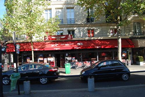 あこがれの 花の都の 夏休み  [PARIS その1]_f0101201_224837.jpg
