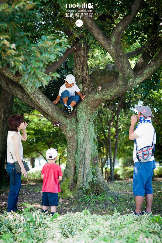 8/18 真夏の家族写真_a0120304_18405142.jpg