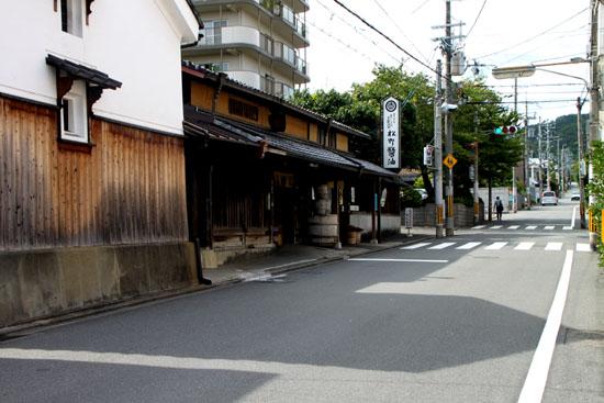 夏の鷹ヶ峰道_e0048413_20531620.jpg