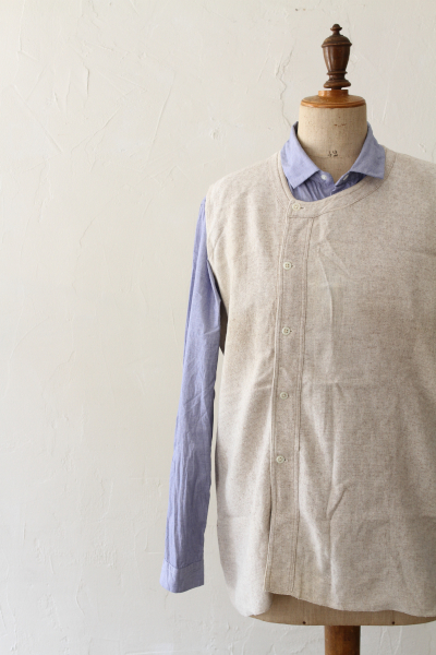 yaeca standard wide fit shirts_a0146016_21263393.jpg