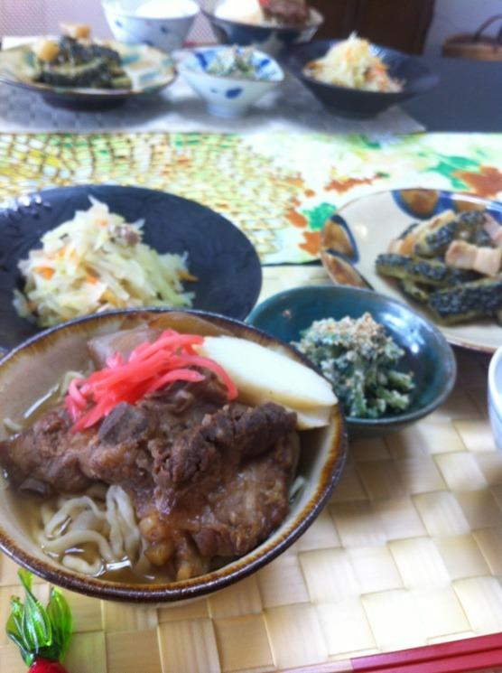 琉球料理教室へ!!_f0141419_741083.jpg