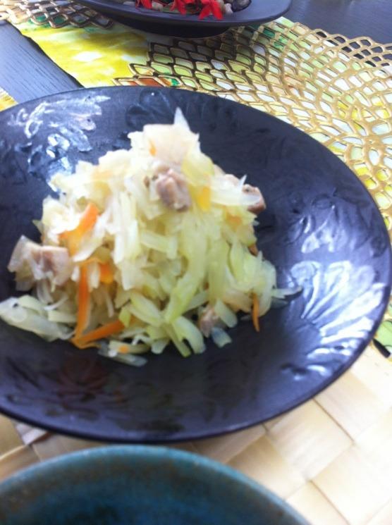 琉球料理教室へ!!_f0141419_7414613.jpg