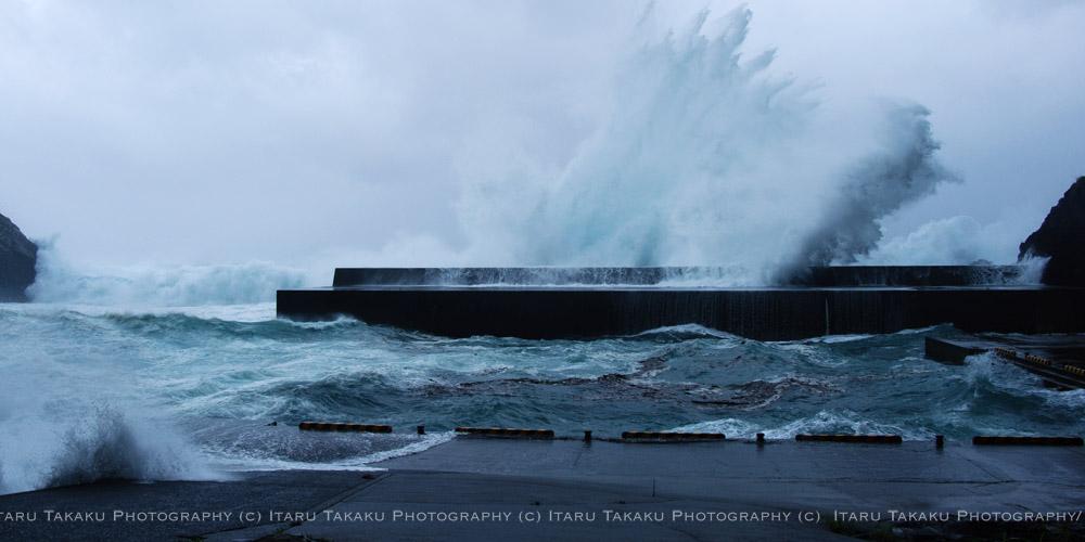 台風15号と屋久島_b0186442_20405743.jpg