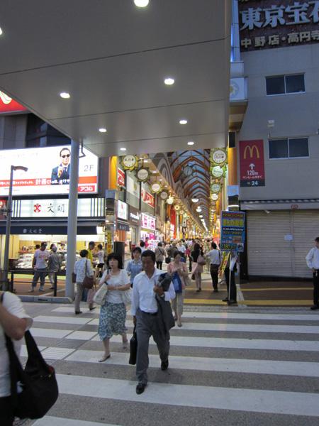 中野 ときのんへの道。_c0112245_16394690.jpg
