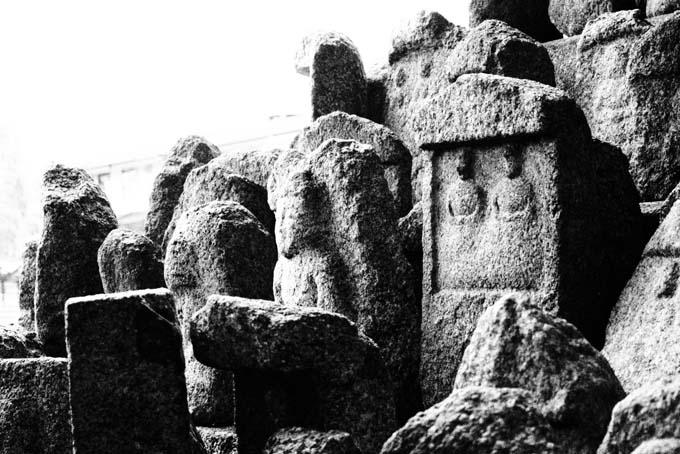 壬生寺の石仏-Ⅴ                   京都市・中京区_d0149245_21383326.jpg