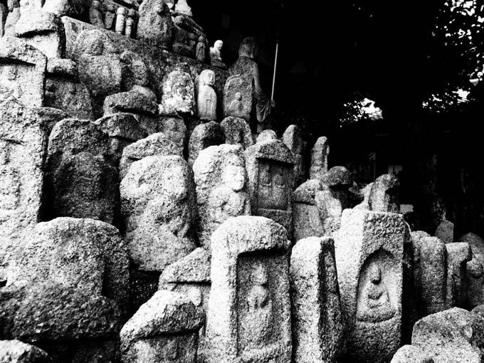 壬生寺の石仏-Ⅴ                   京都市・中京区_d0149245_21385166.jpg