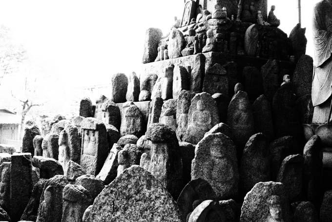 壬生寺の石仏-Ⅴ                   京都市・中京区_d0149245_21391945.jpg