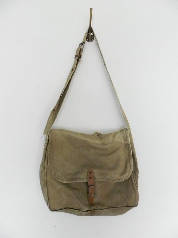 Bulgarian army M36 cotton bag_f0226051_13593811.jpg