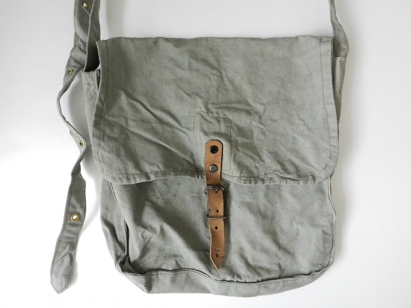 Bulgarian army M36 cotton bag_f0226051_1441750.jpg