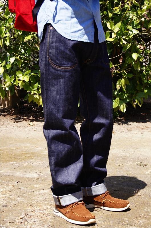 "\""STANDARD CALIFORNIA\"" SD 5POCKET DENIM PANTS S901 RIGID!!_f0020773_2016163.jpg"
