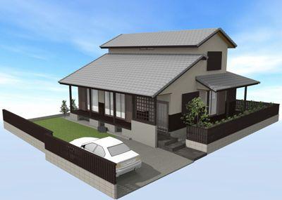 飫肥杉モデル住宅ついに着工_f0138874_18422817.jpg