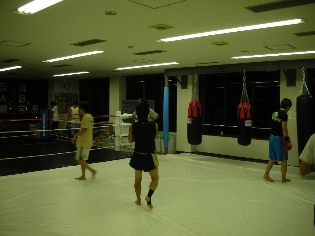 8月25日、合同練習会@新津 総合格闘技ジムBATTLE_c0187684_2125626.jpg