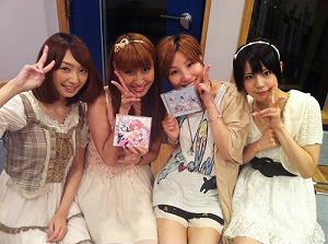 『Radio 長谷川明子のSimply Lovely』第55回・2012年8月29日(水)配信_e0025035_1944861.jpg