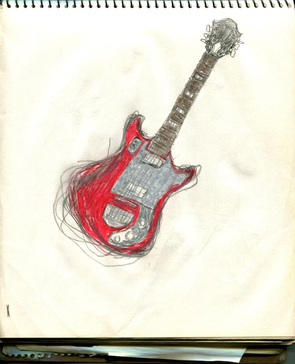 赤いギター_b0136144_18102066.jpg