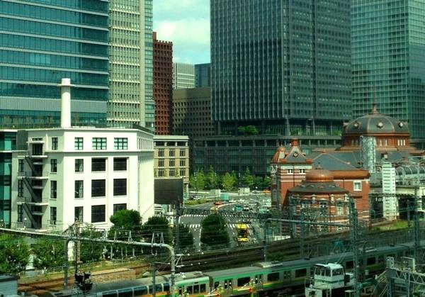 東京駅&東京郵便局_c0019551_21204797.jpg