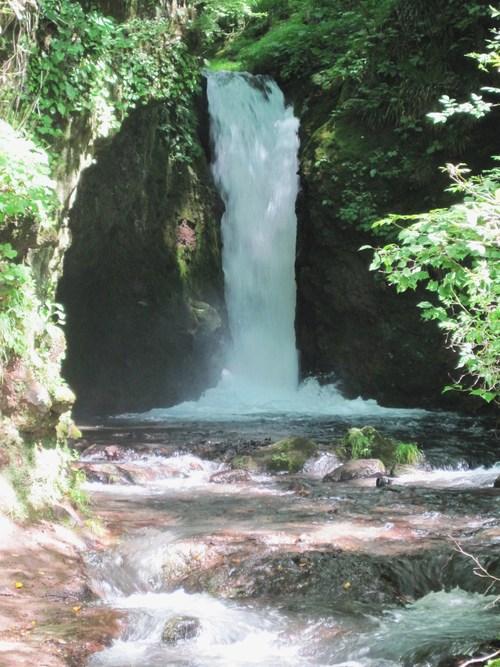 ANCIENT HOTEL ~ 竜返しの滝で涼む♪_f0236260_022344.jpg